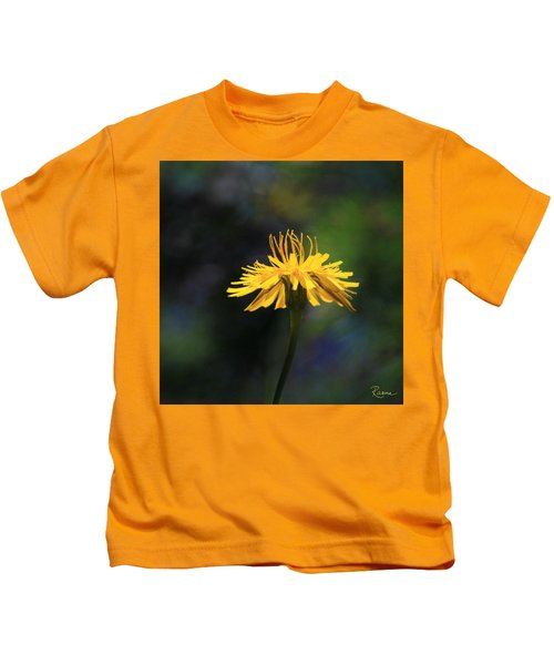 Dandelion Dance Kids T-Shirt