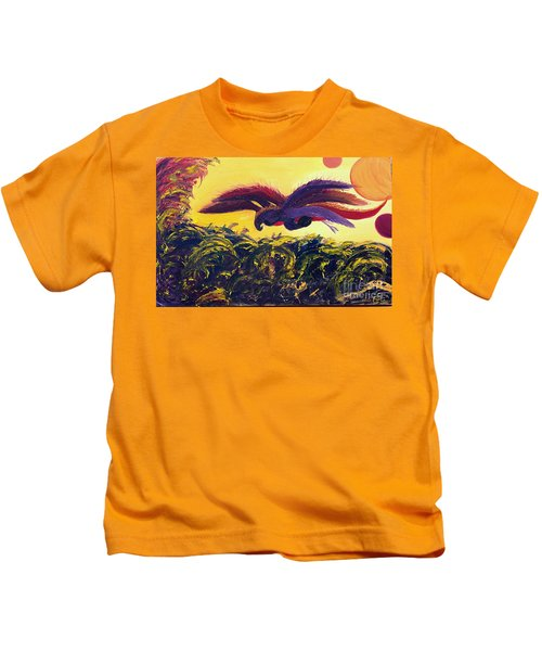 Dangerous Waters Kids T-Shirt