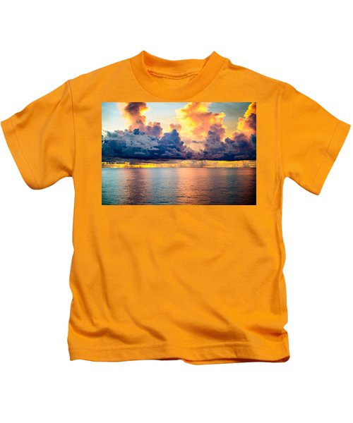 Dark Skies Kids T-Shirt