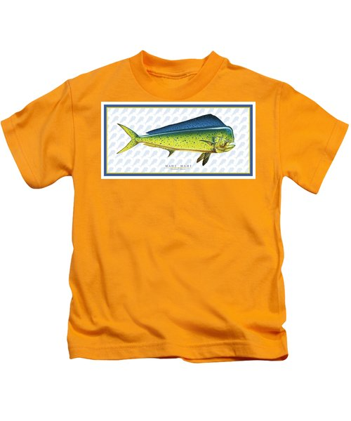 Dorado Id Kids T-Shirt