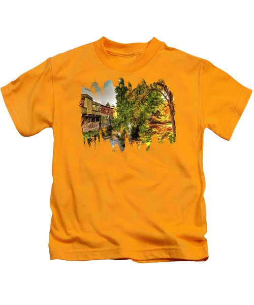 Down By The Creek Kids T-Shirt