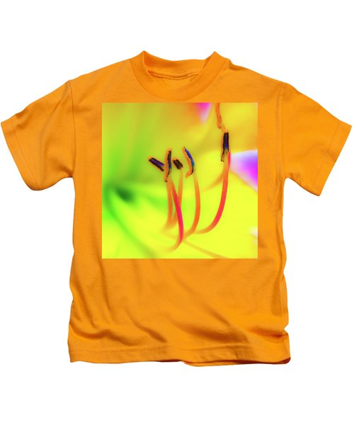 Dreamy Daylily Kids T-Shirt