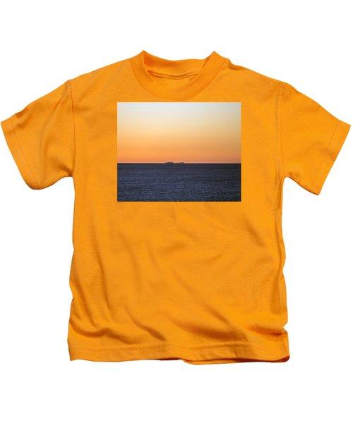 Drifting Through Kids T-Shirt