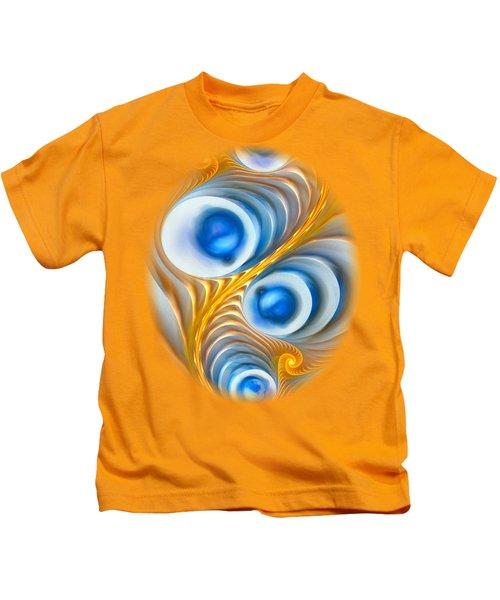 Exaggeration Kids T-Shirt