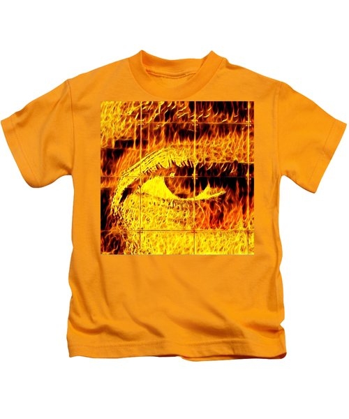 Face The Fire Kids T-Shirt