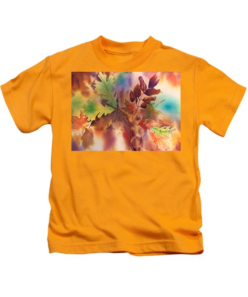 Fall Bouquet Kids T-Shirt