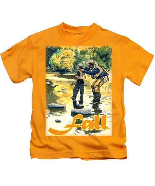 Fall Shirt Kids T-Shirt