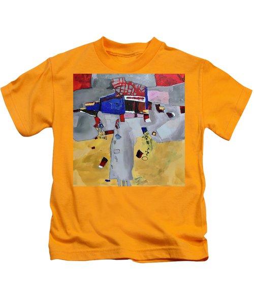 Falling City Kids T-Shirt