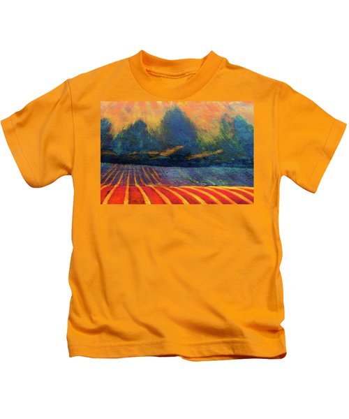Fallow Field 2 Kids T-Shirt