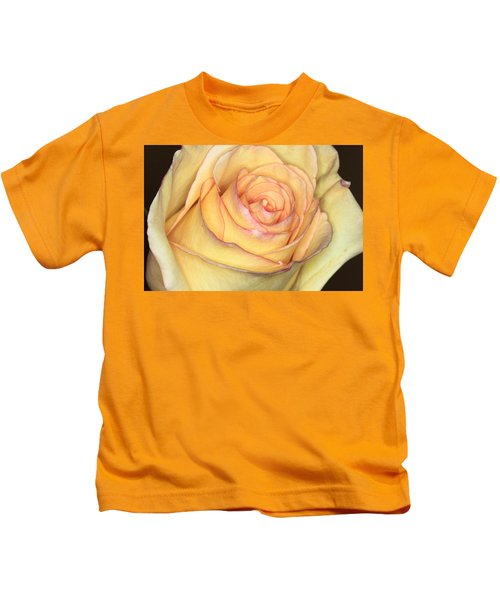 Favorite Yellow Kids T-Shirt