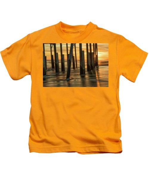 Fiery Kiss Kids T-Shirt