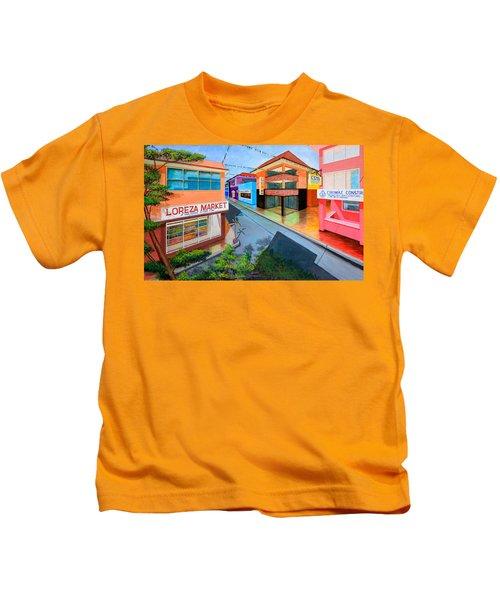 Fiesta Ko Sa Texas Kids T-Shirt