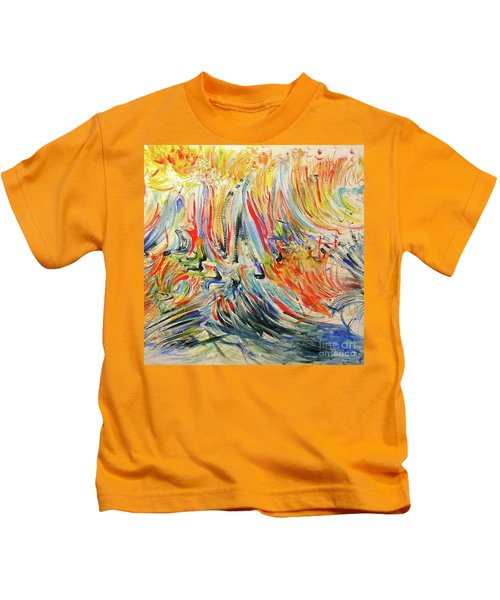 From Soul To Canvas Kids T-Shirt