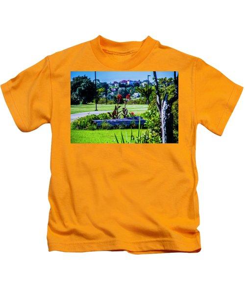 Garden Log Kids T-Shirt
