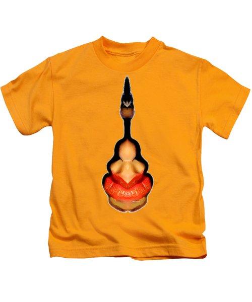 Genie In The Bottle Kids T-Shirt