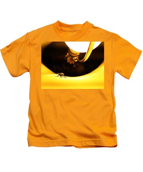 Glow Fly Kids T-Shirt