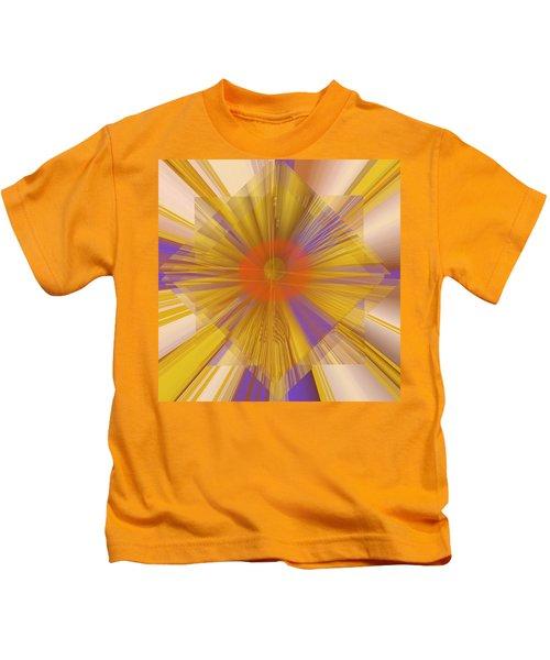 Golden Rays Kids T-Shirt