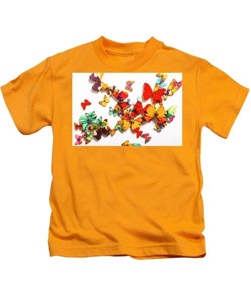 Grand Merger Of Unification Kids T-Shirt