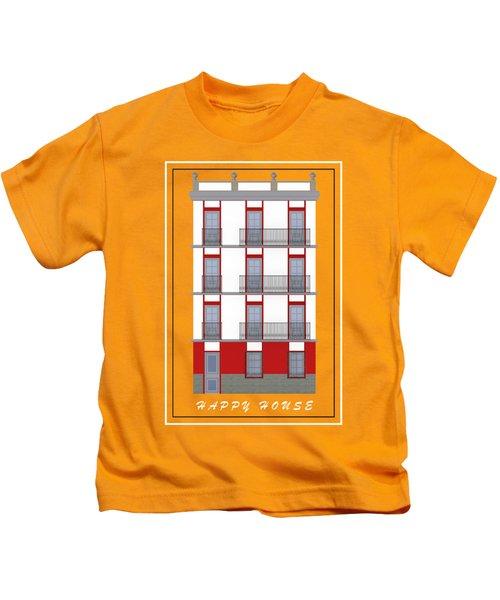 Happy House Kids T-Shirt