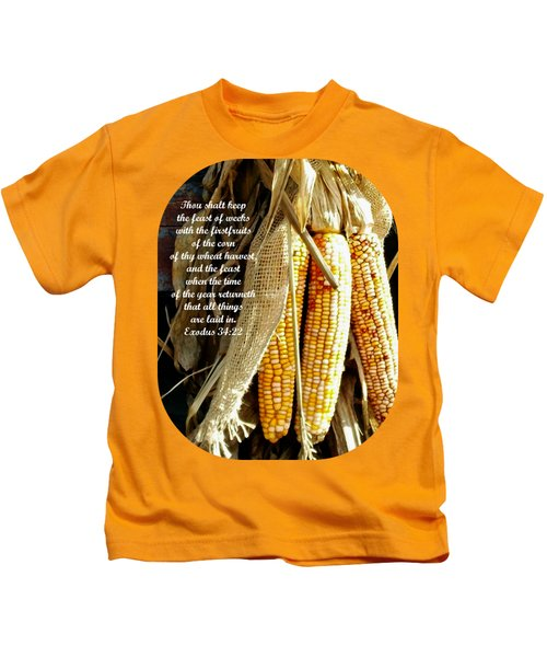 Harvest - Verse Kids T-Shirt
