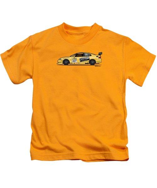 Holden Monaro Cv8 427c Garry Rogers Motorsport 2002 Kids T-Shirt