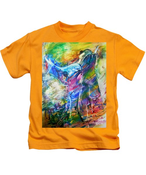 Holy Surrender Kids T-Shirt