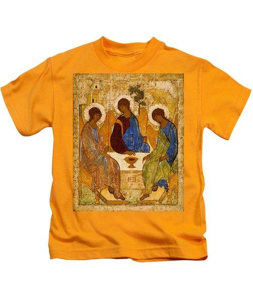 Holy Trinity. Troitsa Kids T-Shirt