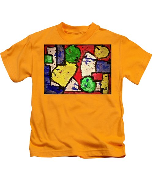 Ile De Montreal Kids T-Shirt
