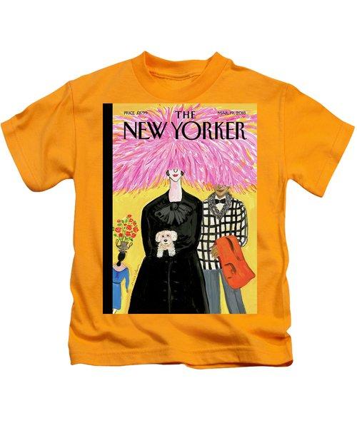 In Full Bloom Kids T-Shirt