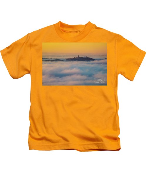 In The Mist 3 Kids T-Shirt