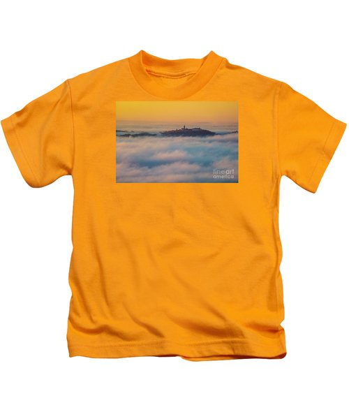 In The Mist 3 Kids T-Shirt