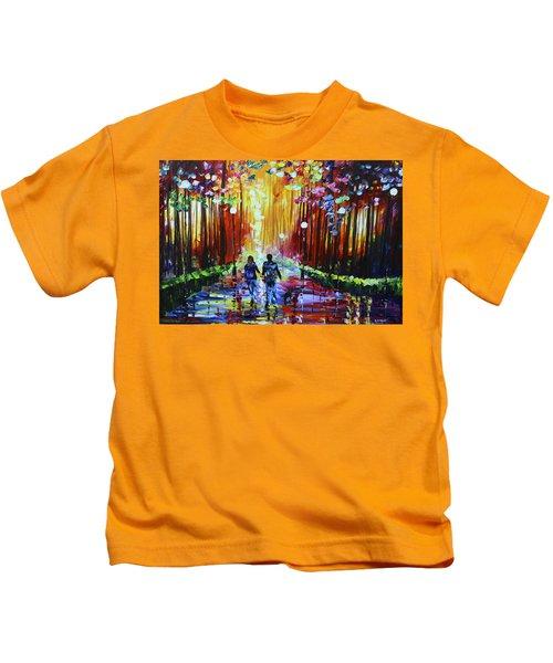 Into The Light Kids T-Shirt