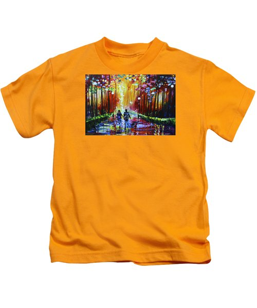 Into The Light Kids T-Shirt