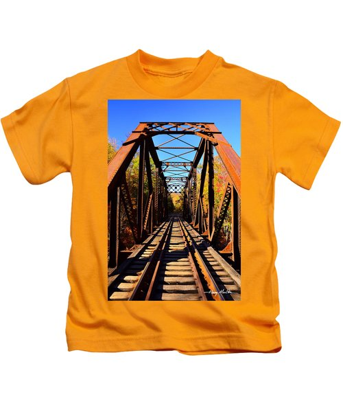 Iron Bridge Kids T-Shirt