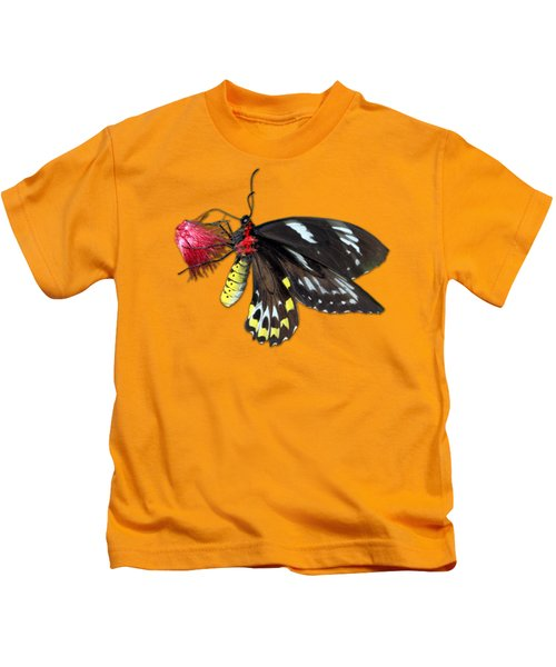 Key West Butterfly 12 Kids T-Shirt