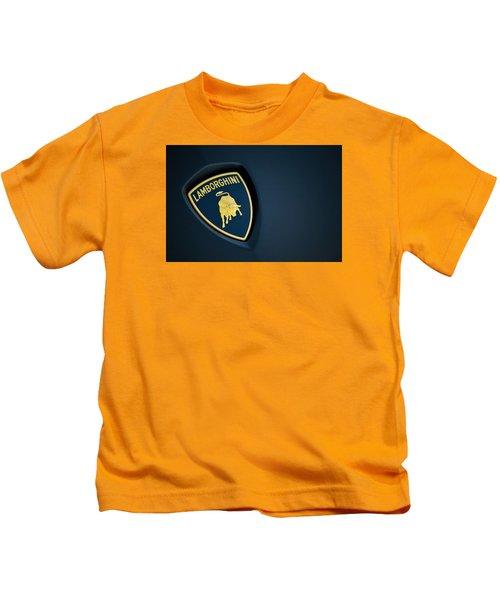 Lamborghini  Kids T-Shirt