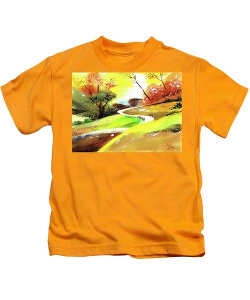 Landscape 6 Kids T-Shirt