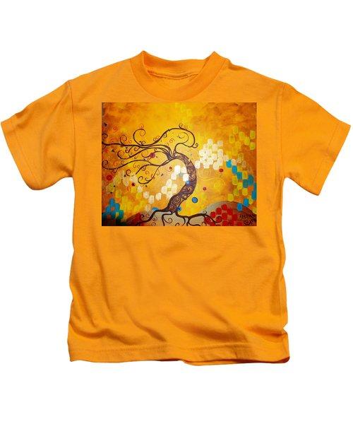 Life Is A Ball Kids T-Shirt