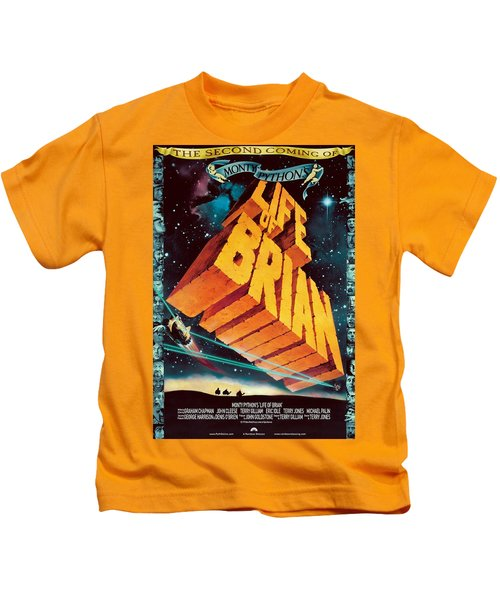 Life Of Brian Kids T-Shirt