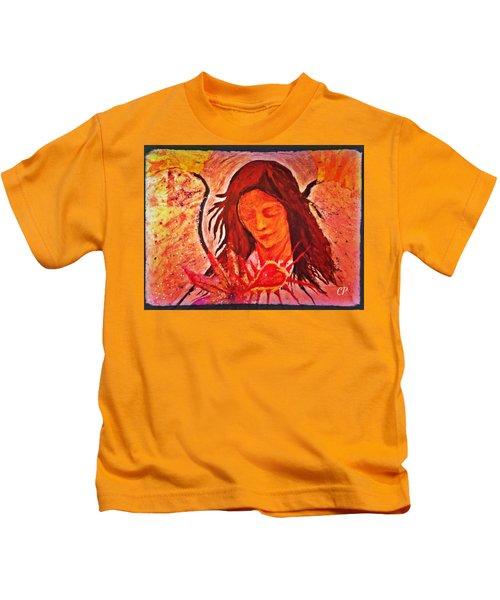 Listen To Your Heart Kids T-Shirt
