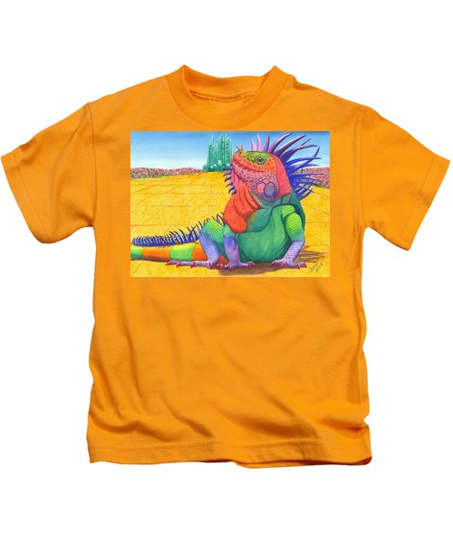 Lizard Of Oz Kids T-Shirt