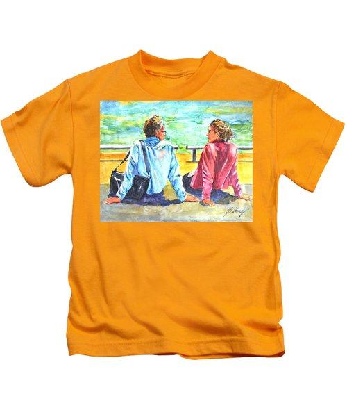 Lunch Break Kids T-Shirt