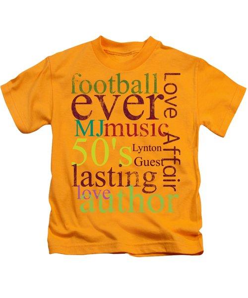 Lynton Guest Kids T-Shirt