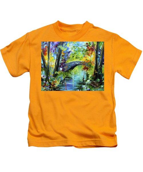 Megan's Bridge Kids T-Shirt