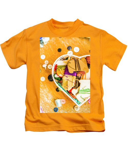 Mending Hearts Kids T-Shirt