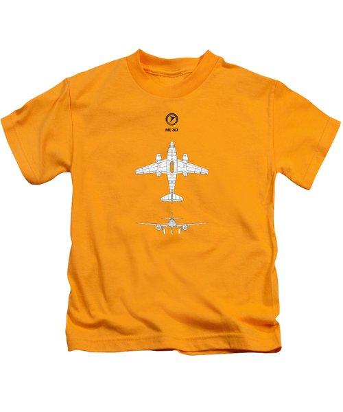 Messerschmitt Me 262 Kids T-Shirt
