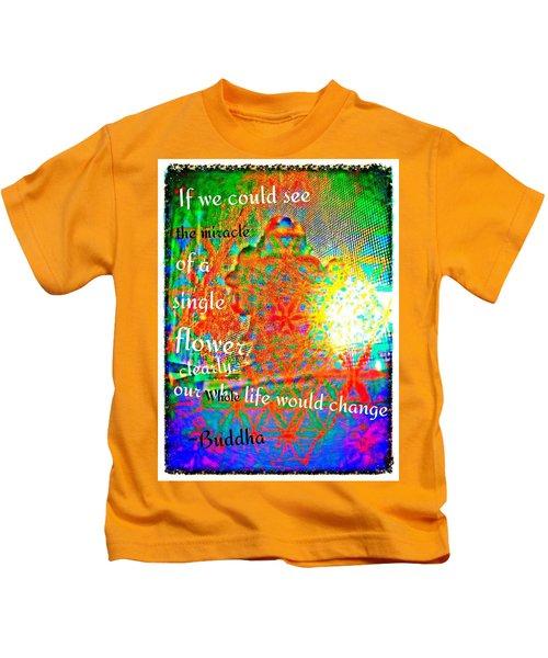 Miracles Kids T-Shirt