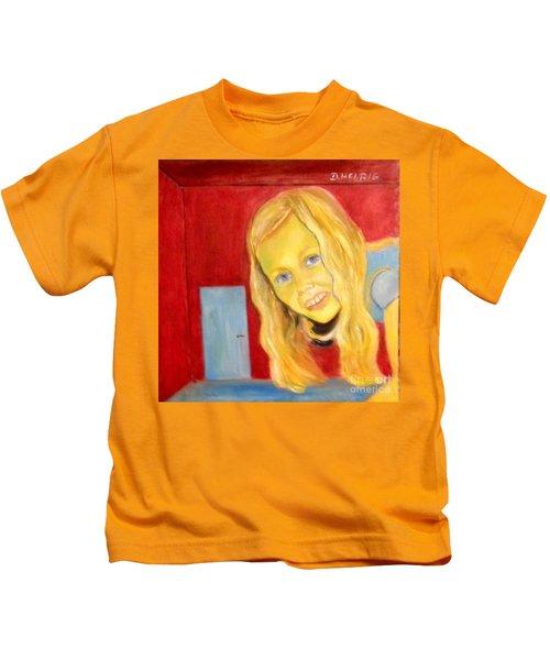 Miracles Of Wonderland Kids T-Shirt