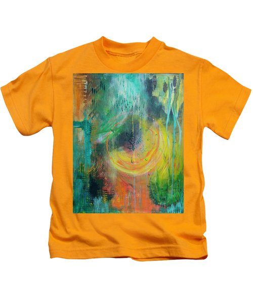 Moment In Time Kids T-Shirt