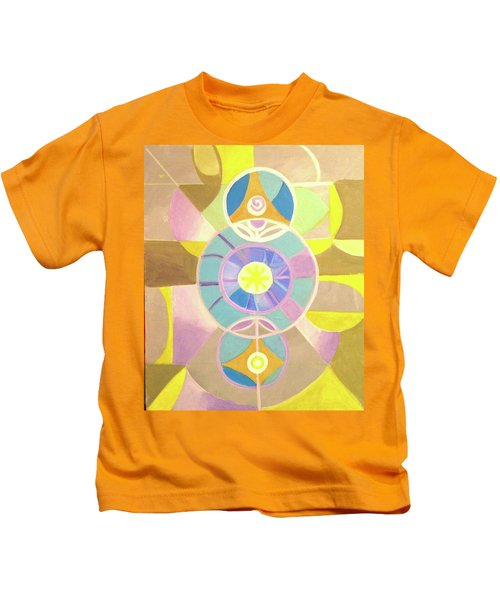 Morning Glory Geometrica Kids T-Shirt